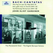 J S Bach Cantatas For The 9th Sunday After Trinity