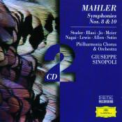 Mahler Symphonies Nos 10