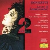 Donizetti Lucia Di Lammermoor Studer Domingo Pons De La Mora Rame