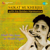 Saikat Mukherjee With His Golden Harmonica