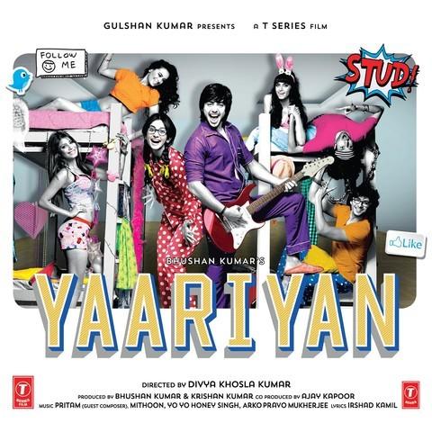 Yaariyan Hindi Movie Poster Yaariyan Songs (2013) ...